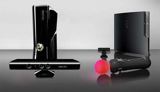 6515151 Playstation Move VS. Xbox Kinect