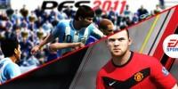 FIFA یا PES؟ مسئله این است!