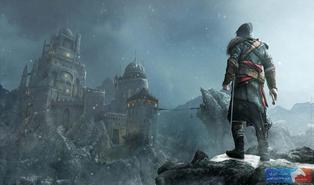 Assassins creed revelations 5 جدیدترین تصاویر از «Assassins Creed: Revelations»