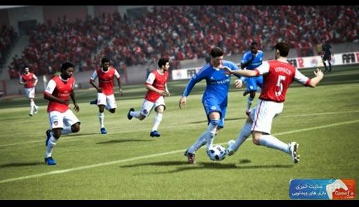 FIFA 12 1 جدیدترین تصاویر از FIFA 12