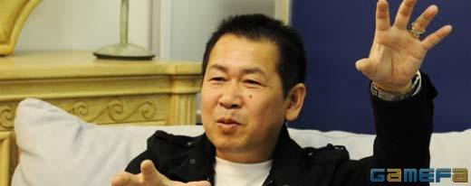 Yu Suzoki بازیساز مشهور سگا بازی کینکت میسازد!