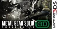 Metal Gear Solid: Snake Eater 3D هم اکنون برای دانلود در UK eShop در دسترس است