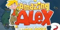 رکورد جدید از بازی Amazing Alex