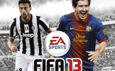 FIFA 13 در صدر پرفروش ترین بازی های ps3 سال 2012 در بریتانیا