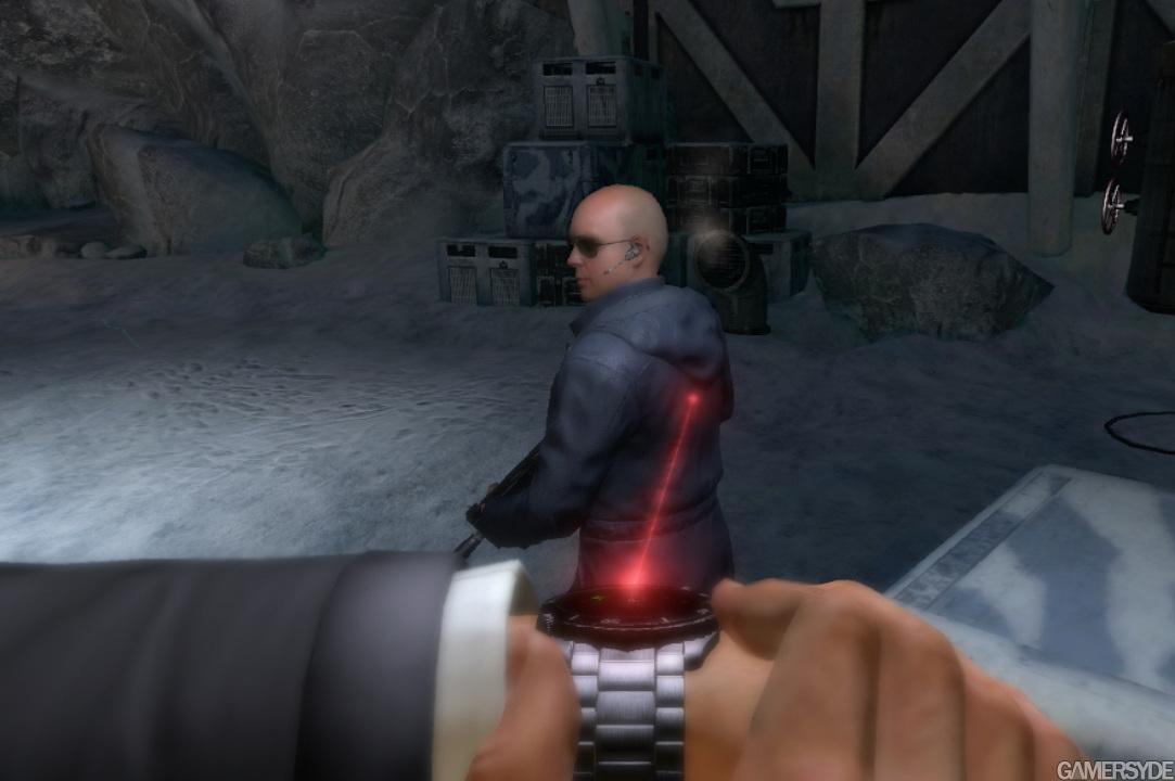 30 گیمزکام 2012:تصاویر جدید بازی 007 legends
