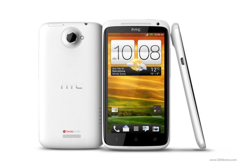 gsmarena one x white 5 اسمارتفون برتر با سیستم عامل اندروید در 3 ماهه چهارم 2012