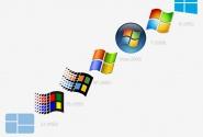 لوگوی ویندوز از گذشته تا امروز
