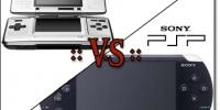 گشت و گذاری بر دوران طلایی PSP   مقایسه با رقیب سرسخت ، Nintendo DS