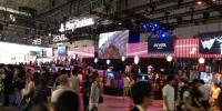 دیدنی های نمایشگاه بازیهای توکیو :روز دوم
