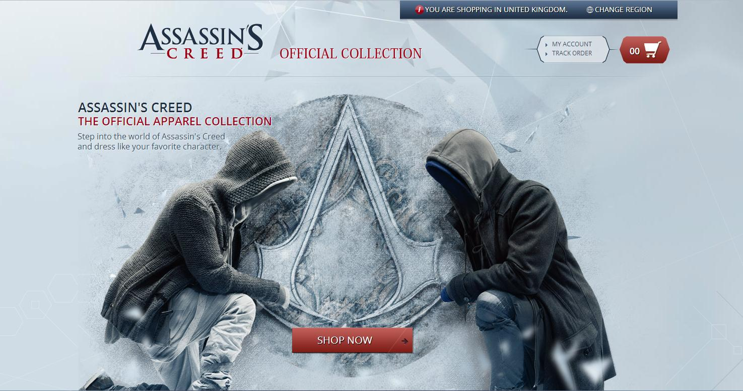 فروش لباس assassins creed