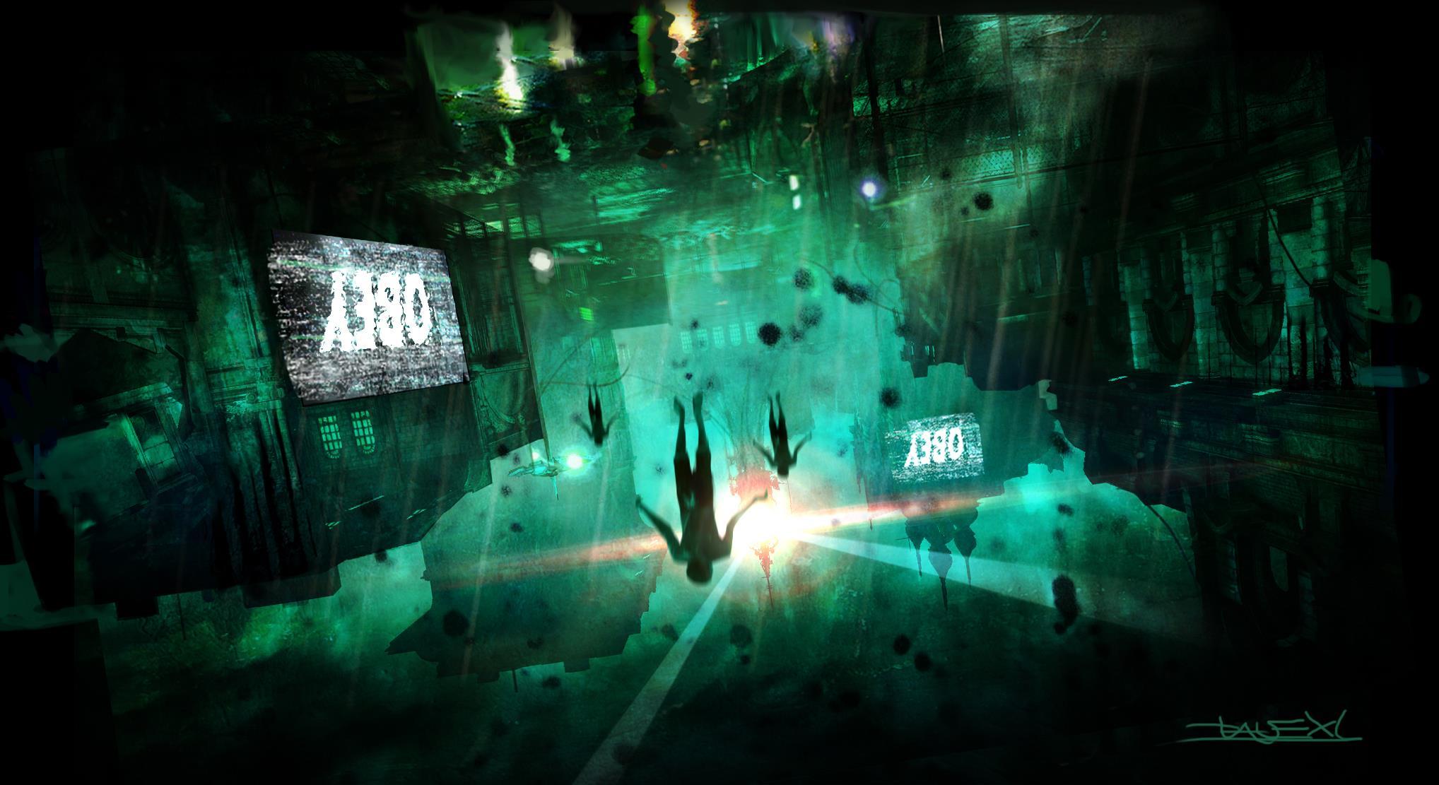 Devil May Cry Artworks 10 تصاویرهنری جدید Devil May Cry نشان از ذوق هنری در بازی میدهد