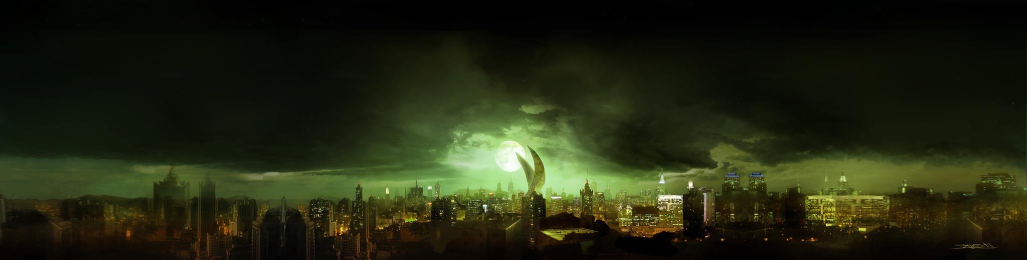 Devil May Cry Artworks 6 تصاویرهنری جدید Devil May Cry نشان از ذوق هنری در بازی میدهد