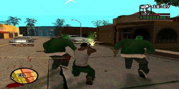 gtagangwar تا قبل از  GTA 5 : پانزده راه برای گذراندن اوقات فراغت