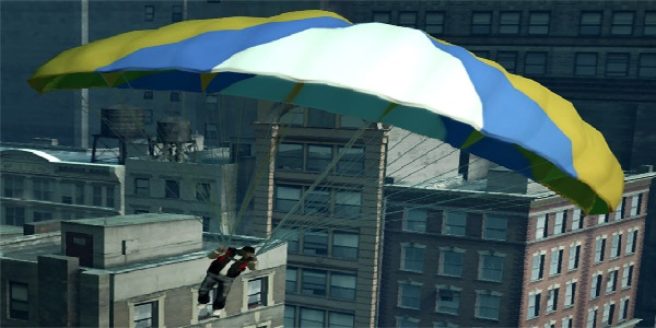 gtaparachute تا قبل از  GTA 5 : پانزده راه برای گذراندن اوقات فراغت