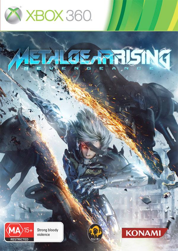 urlll نینجای متفاوت | پیش نمایش Metal Gear Rising: Revengeance