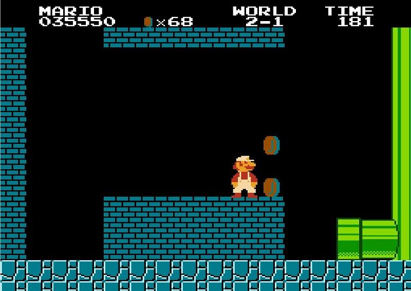مرحله مخفی مرحله دو روزی روزگاری ماریو !