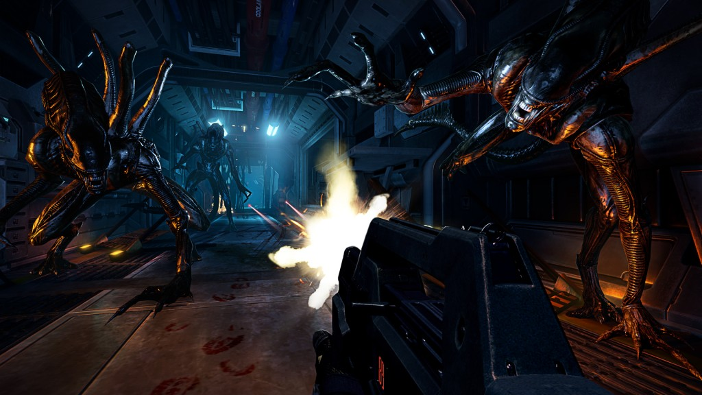 Aliens Colonial Marines 1024x576 - بازی اورجینال ALIENS COLONIAL MARINES ایکس باکس ۳۶۰