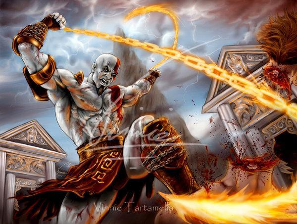 KRAS تاریخچه خدای جنگ | قسمت سوم: کابوس خدایان