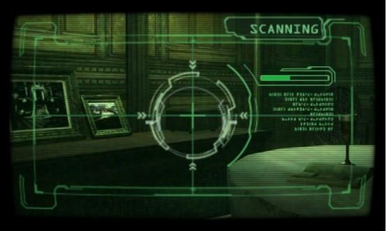 Resident Evil Revelations Genesis Scanner 553x332 اقامتگاه آشکار | پیش نمایش Resident Evil: Revelations