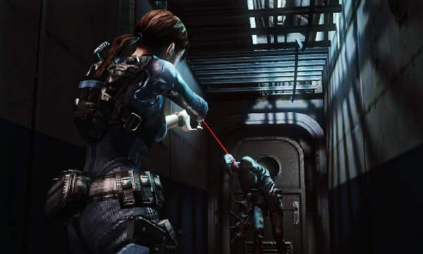 Resident Evil Revelations Xbox 360 PS3 اقامتگاه آشکار | پیش نمایش Resident Evil: Revelations