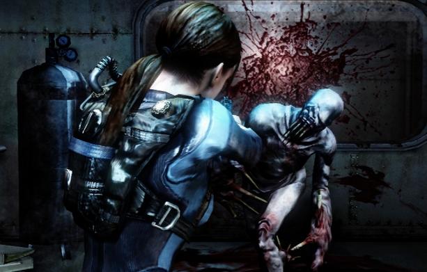 ResidentEvil Revelations اقامتگاه آشکار | پیش نمایش Resident Evil: Revelations