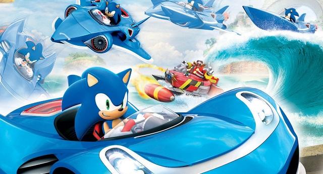 سونیک ، پشت فرمون | نقد و بررسی بازی Sonic & All Stars Racing Transformed