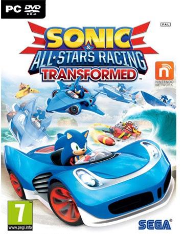 Sonic and All Stars Racing Transformed سونیک ، پشت فرمون | نقد و بررسی بازی Sonic & All Stars Racing Transformed