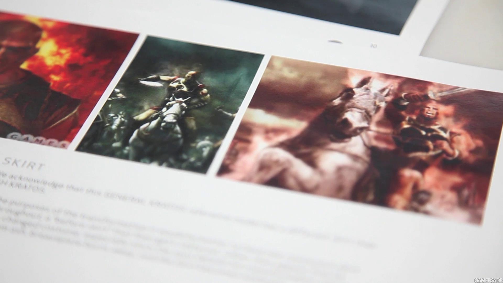 image god of war ascension 21395 2495 0001 خاطرات یک مرد زنده / تصاویری از پشت صحنه ی تریلر Live Action بازی GOW:Ascension