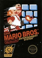 super mario bros. 145x200 روزی روزگاری ماریو !