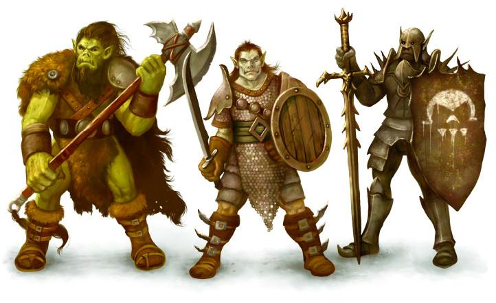 2460352586 7bd5e8815c o ضد قهرمانی به اسم ارک | بیوگرافی نژاد Orc در دنیای بازی