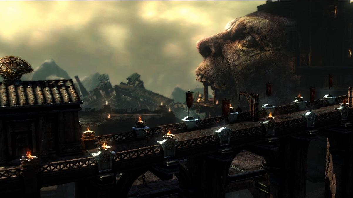 667703 20130307 screen013 جایی که خشم و انتقام شعله ور شد | نقد و بررسی عنوان God Of War : Ascension