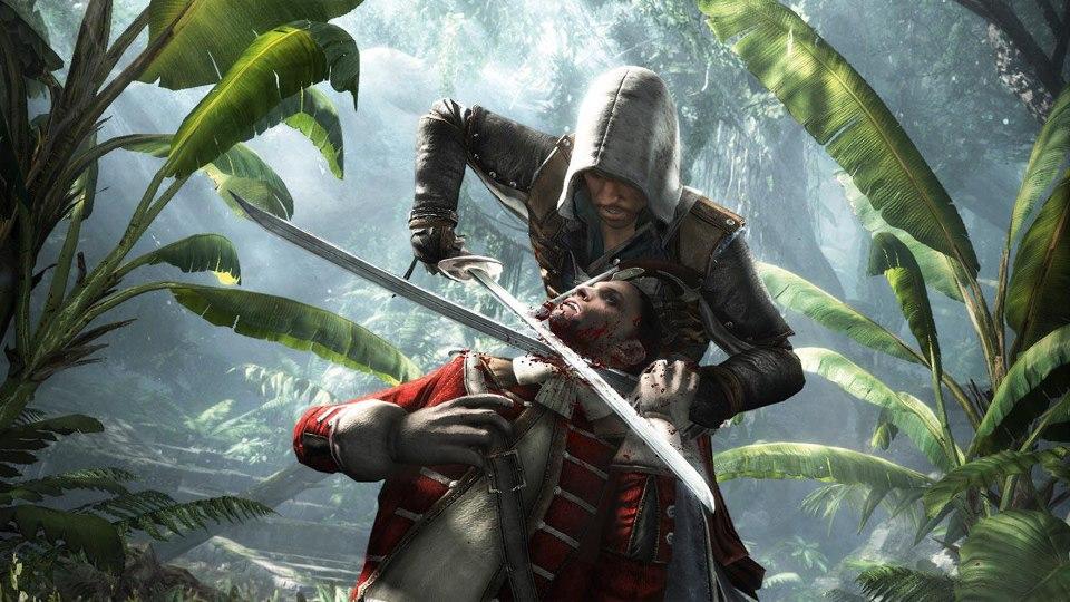 assassins creed 4 black flag screen 1 تصاویر جدید از Assassins Creed IV: Black Flag منتشر شد|خشونت های وحشیانه Edward Kenway