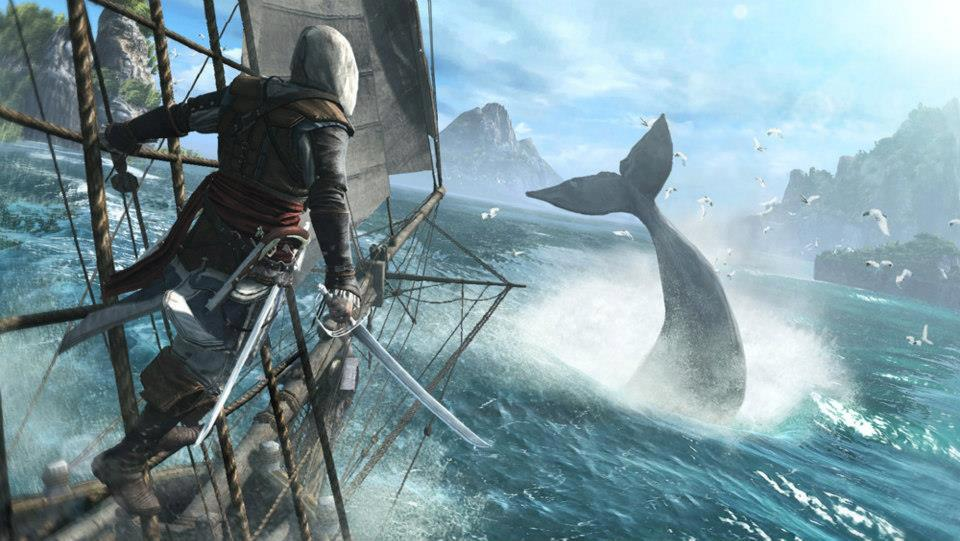 assassins creed IV black flag screen 5 اولین تصاویر بازی Assassins Creed IV: Black Flag منتشر شد