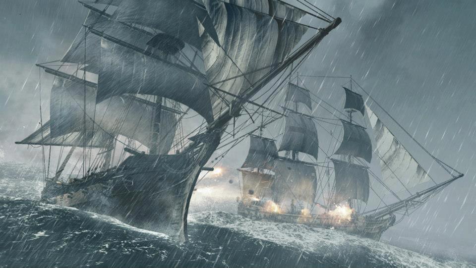 assassins creed IV black flag screen 6 اولین تصاویر بازی Assassins Creed IV: Black Flag منتشر شد