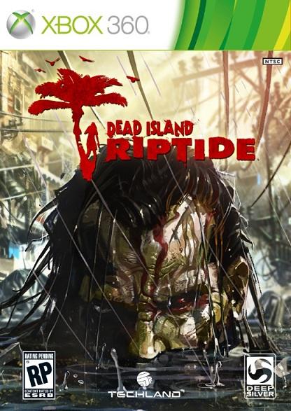 dead island riptide box art شن های خونین | پیش نمایش Dead Island: Riptide