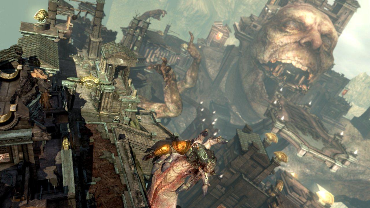 god of war 11 جایی که خشم و انتقام شعله ور شد | نقد و بررسی عنوان God Of War : Ascension