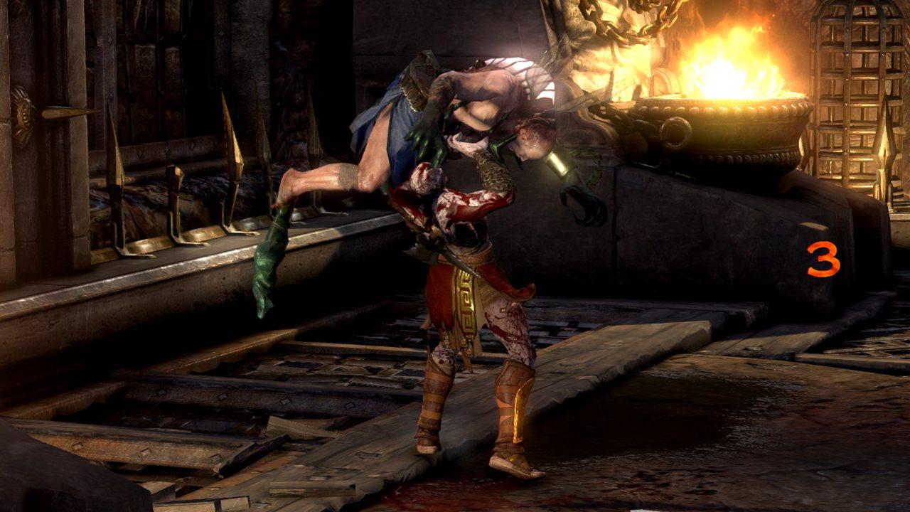 god of war 13 جایی که خشم و انتقام شعله ور شد | نقد و بررسی عنوان God Of War : Ascension