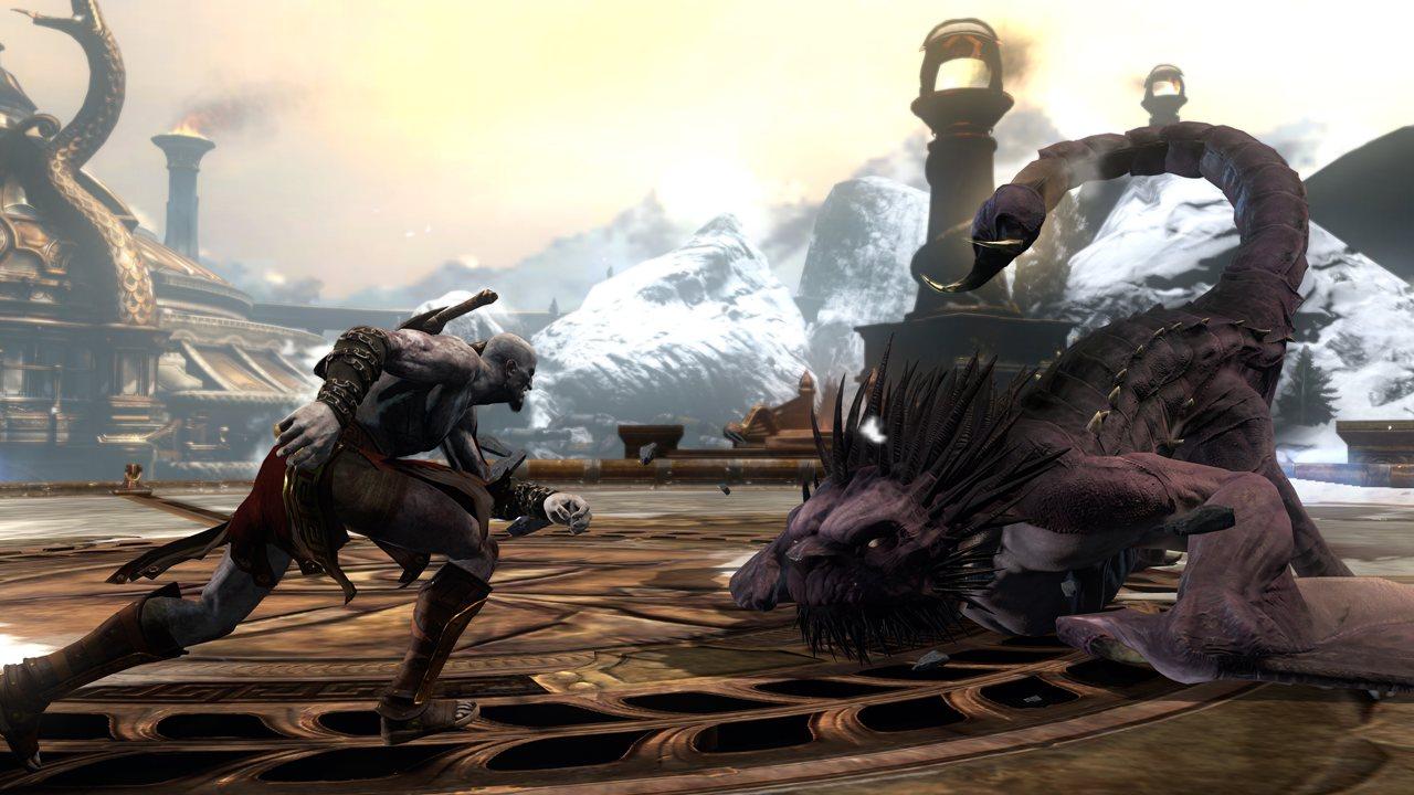 god of war 3 جایی که خشم و انتقام شعله ور شد | نقد و بررسی عنوان God Of War : Ascension
