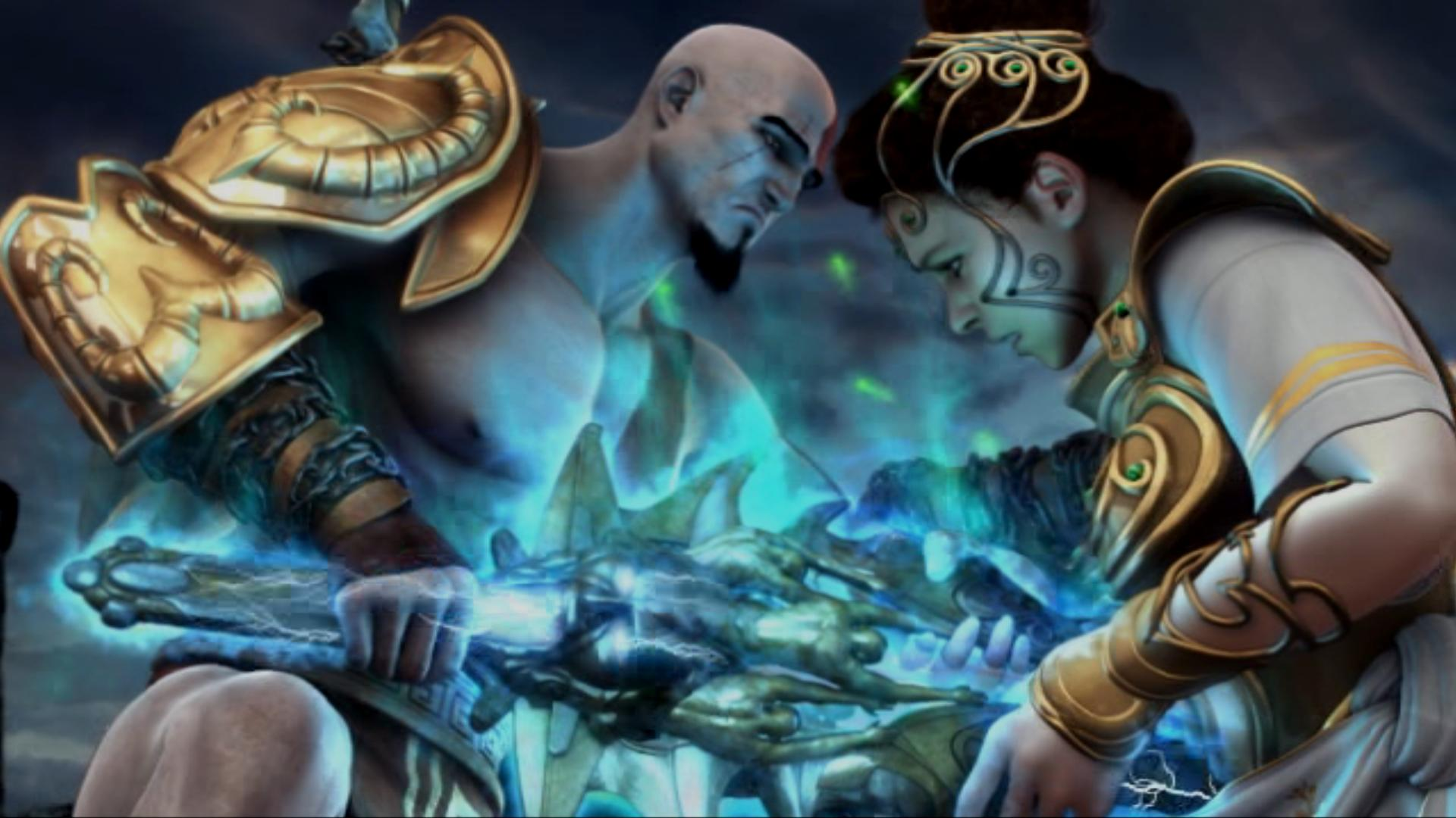 pcsx2beta13292009061013f تاریخچه خدای جنگ | قسمت چهارم: پایان آغازی بزرگ