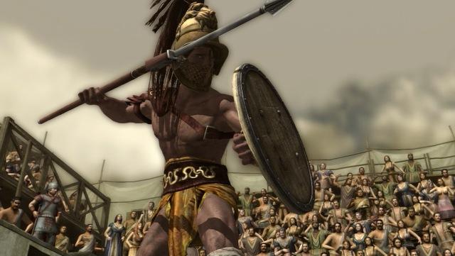 676738 20130412 640screen003 گلادیاتور شوید | پیش نمایش Spartacus legends