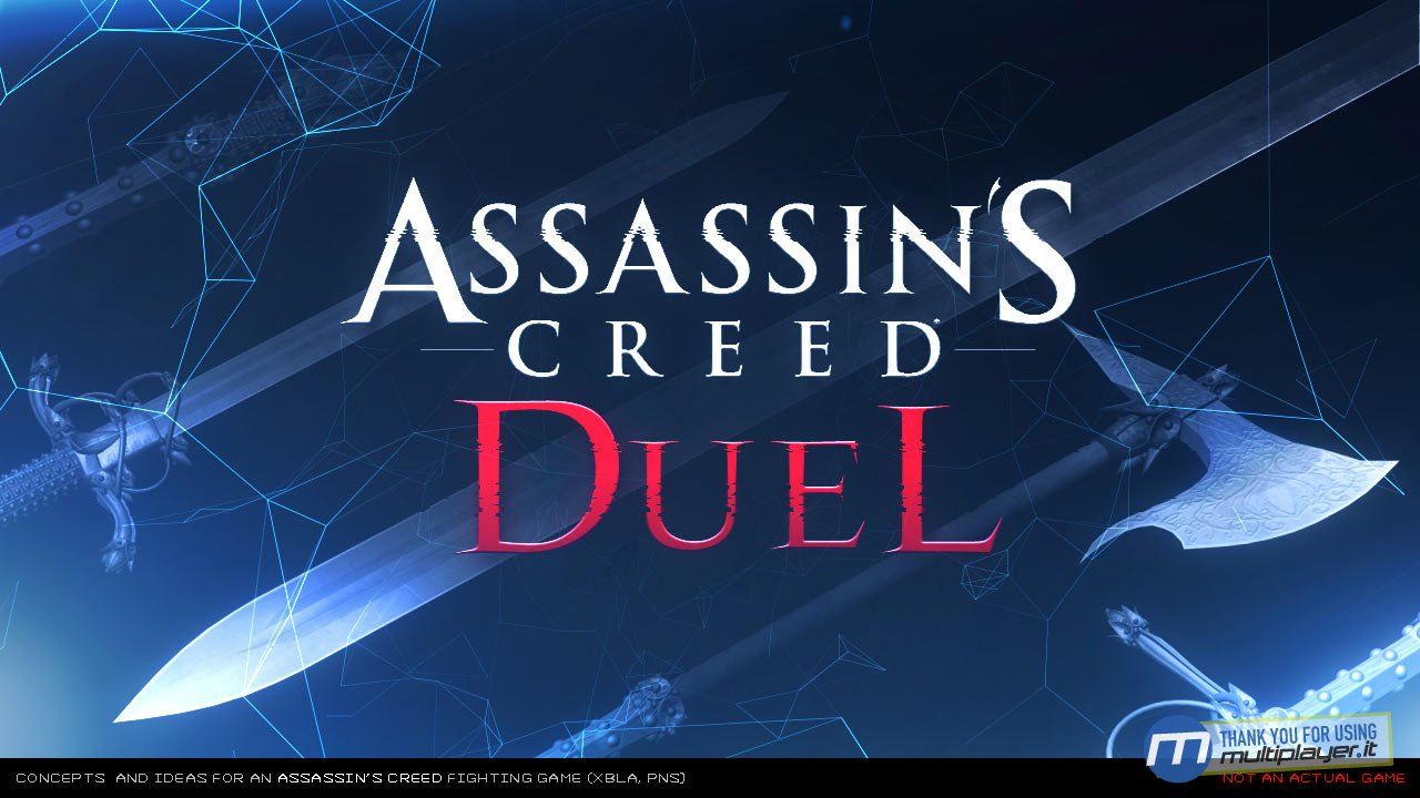 Assassins Creed Duel gamefa 2 مبارزه ی سه قاتل در رینگ ! + سه تصویر
