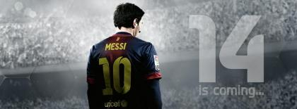 باکس آرت بازی FIFA 14 رونمایی شد