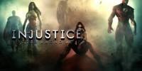 اینفورگرافیک Injustice: God Among Us  از قهرمانان و ضدقهرمانان بازی میگوید