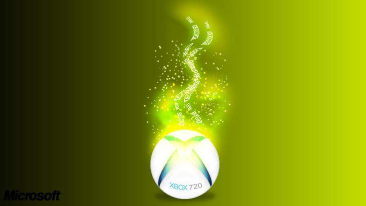 xbox 720 wallpaper by crazedbear d4jf51p اطلاعاتی از Xbox 720 منتشر شد !
