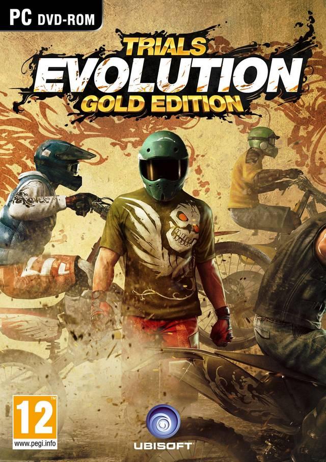682513 278215 front دیوار مرگ | نقد و بررسی بازی Trials Evolution Gold Edition