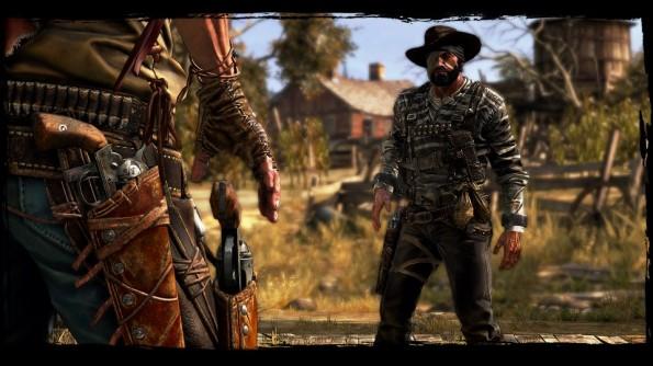 Call of Juarez Gunslinger Screenshot 1 595x334 خوب، بد، مُرده   نقد و بررسی بازی Call of Juarez: Gunslinger