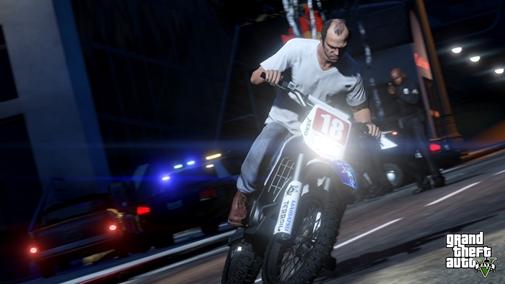 GTAV 10 12 اسکرین شات جدید از بازی Grand Theft Auto 5