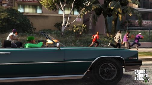 GTAV 11 12 اسکرین شات جدید از بازی Grand Theft Auto 5