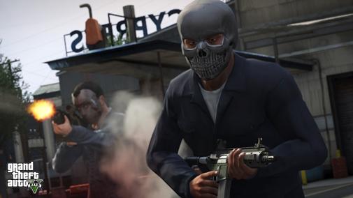 GTAV 12 12 اسکرین شات جدید از بازی Grand Theft Auto 5