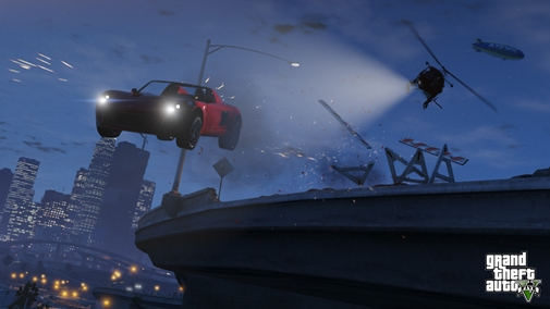GTAV 5 12 اسکرین شات جدید از بازی Grand Theft Auto 5